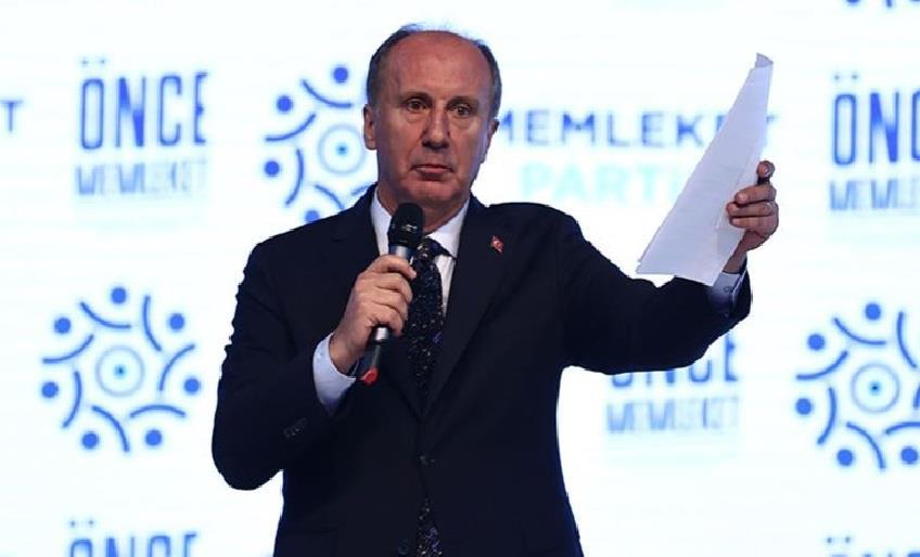MEMLEKET PARTİSİ'NİN PM VE GDK ÜYELERİ BELLİ OLDU