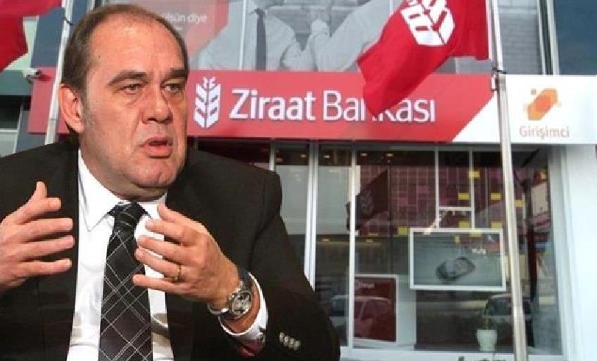 CHP'Lİ HAKVERDİ ZİRAAT BANKASI'NA BİR DAHA DEMİRÖREN'İN BORCUNU  SORDU