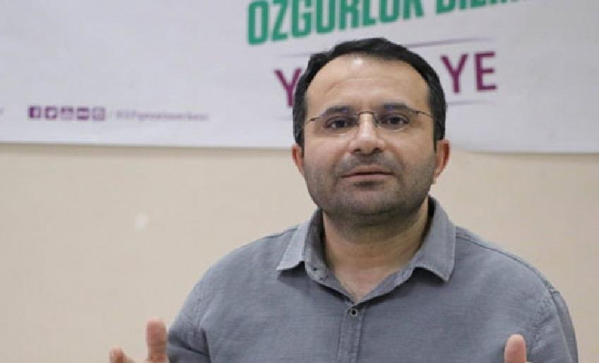 HDP'Lİ TEMEL: TÜRKİYE TOPLUMU CHP-İYİ PARTİ BLOKUNDAN DA RAHATSIZ