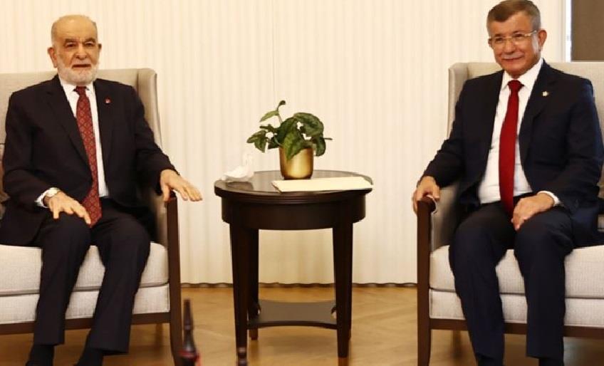 'KUTSAL DEĞERLER ÜZERİNDEN SİYASETE KARŞI' ORTAK TUTUM KARARI ALDILAR