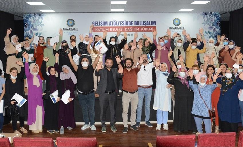 """""""GELİŞİM ATÖLYESİNDE BULUŞALIM"""" PROJESİ TAMAMLANDI"""